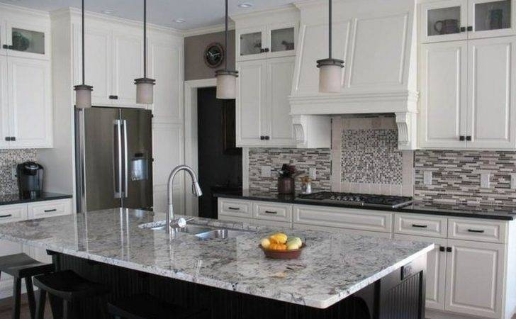 Make Your Elegant Kitchen Alaska White Granite Homestylediary