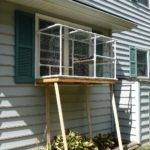 Make Your Own Outdoor Cat Enclosures Attached Enclosure Using