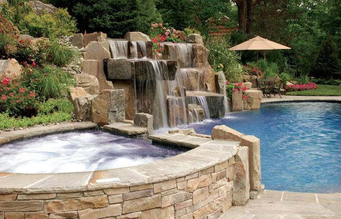 Make Your Pool Waterfalls Eco Friendly
