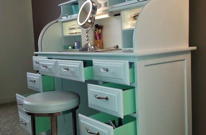Makeup Vanity Drawers Woodworking Plans Blog