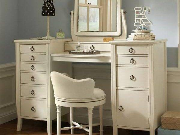 Makeup Vanity Woodworking Plans Projects