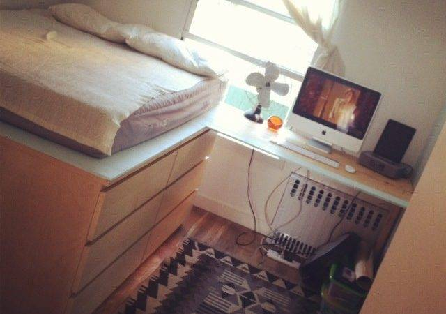 Malm Captains Bed Hack Ikea Hackers