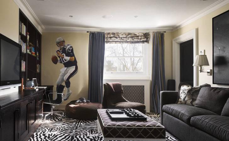 Man Cave Decor Ideas Room Contemporary Design
