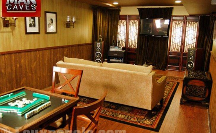 Man Cave Wall Ideas Caves