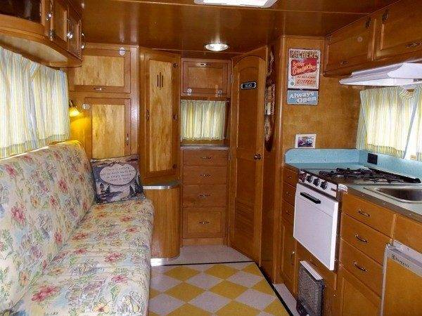 Man Travel Trailer Diy Tiny House Conversion