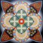 Mandala Diy Art Pinterest