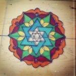 Mandala Diy Crafting Pinterest
