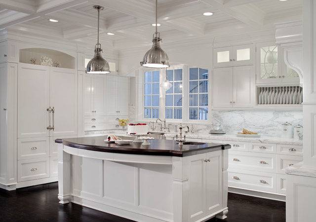 Manhattan Beach Cape Cod Traditional Kitchen Los Angeles