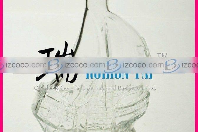 Manufacturer Sales Fancy Glass Bottles Jars Price Usd