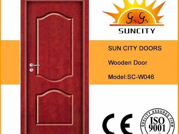Manufacturer Teak Ply Door Designs Wholesale