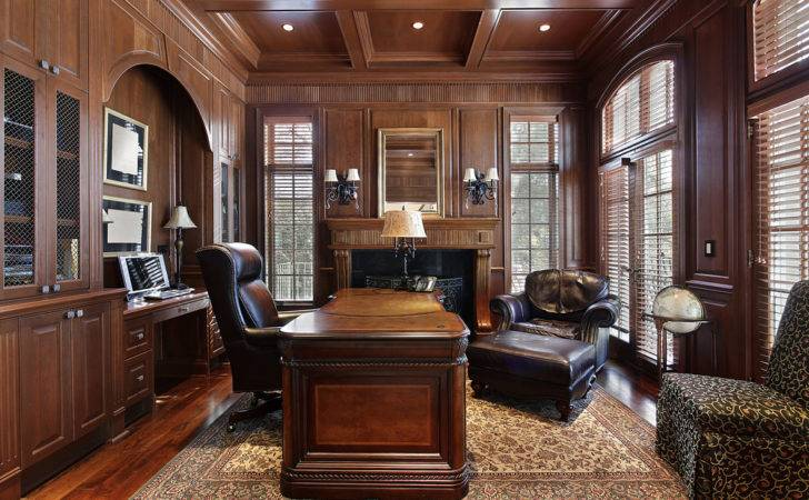 Many Home Offices Top Interior Designers Worldwide