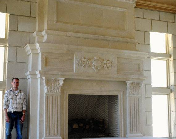 Map Fireplaces