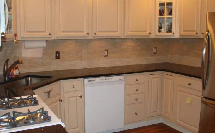 Marble Mossaic Kitchen Backsplash