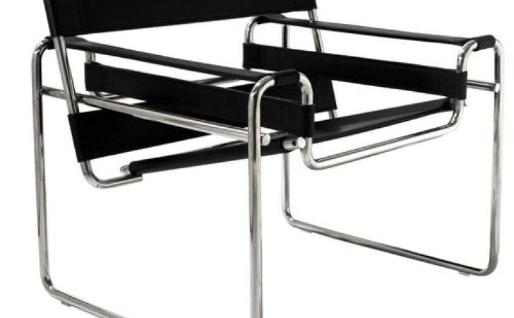 Marcel Breuer Wassily Chair Replica Lobby Lust Commercial Furniture