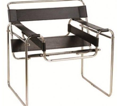 Marcel Breuer Wassily Replica Chair Nova Deko