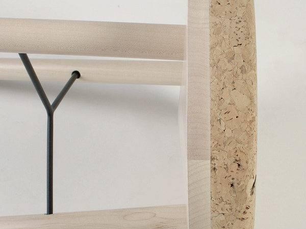 Marcin Bahrij Cork Wood Furniture Flodeau