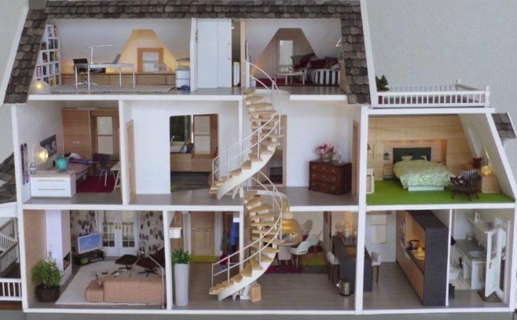 Marion Russek Amazing Glenwood Dolls House