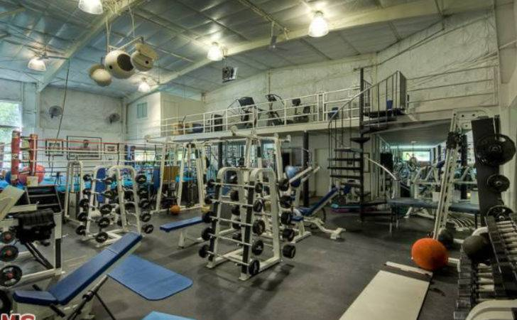 Mark Wahlberg House Has Most Unbelievable Home Gym Course