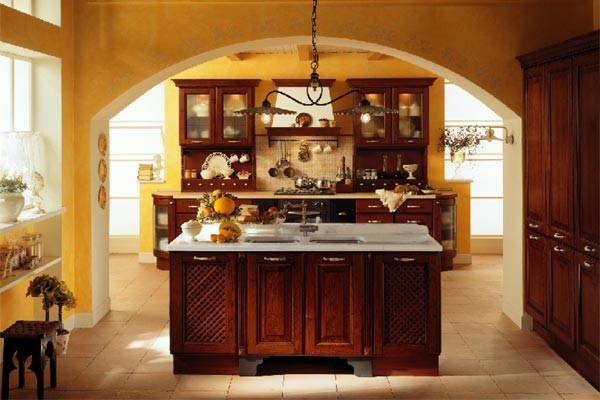 Marvelous Italian Kitchen Decor Ideas