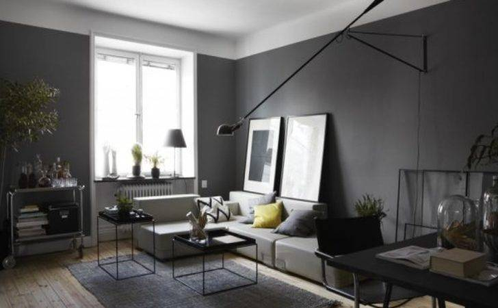 Masculine Interior Design Apartment