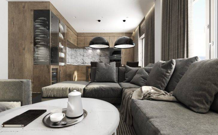Masculine Interior Design Ideas
