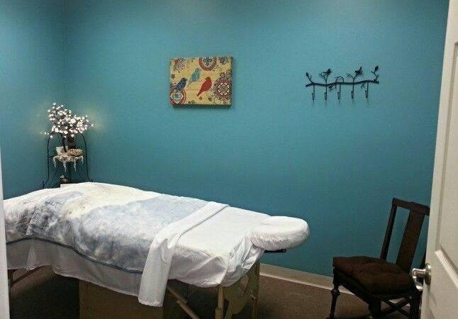 Massage Room Therapy Salon Ideas Yoga Forward