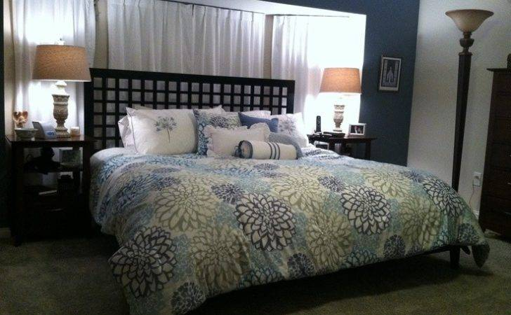 Master Bedroom Accent Wall Home Pinterest