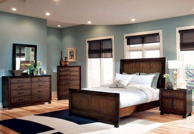 Master Bedroom Decorating Ideas Blue Brown Renovation