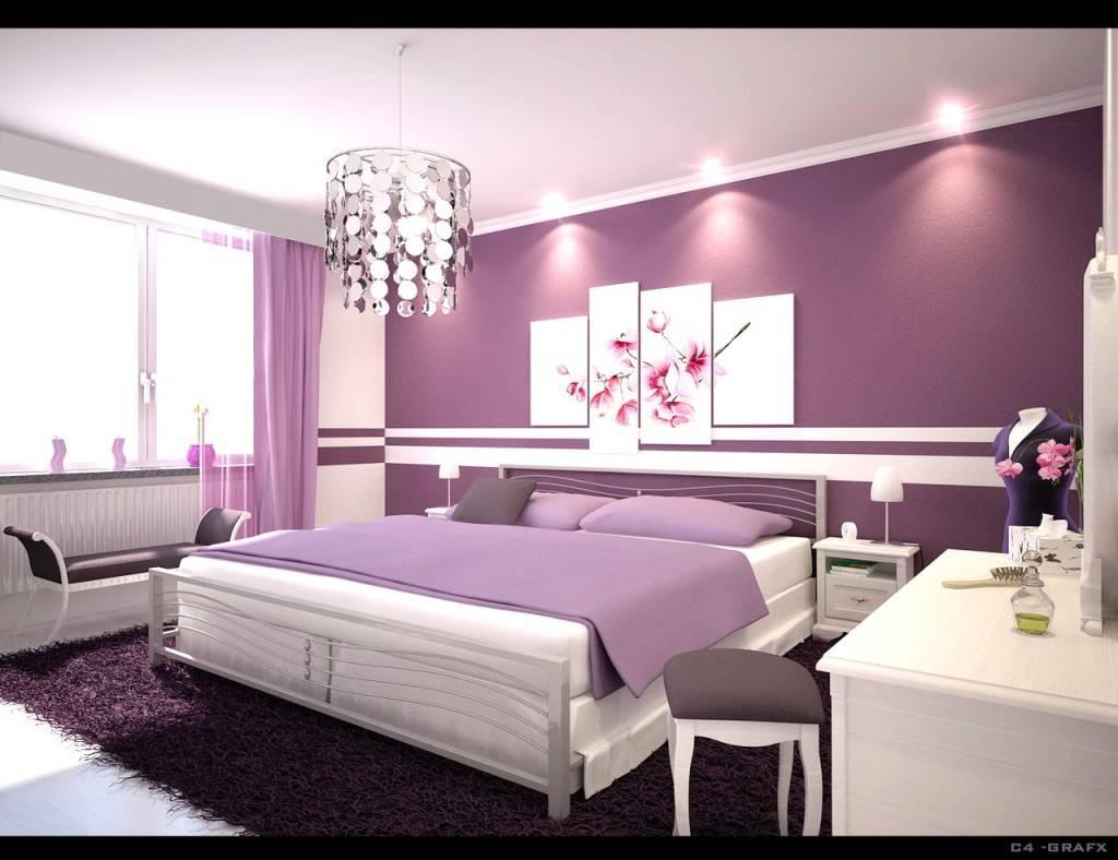 Master Bedroom Designs Home Decorating Ideas Interior Purple