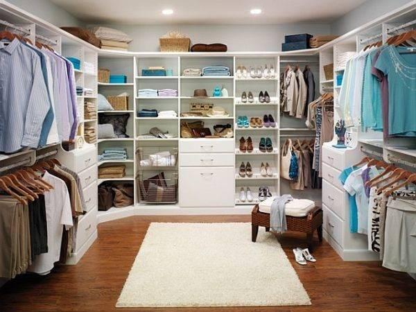 Master Closet Design Ideas Organized