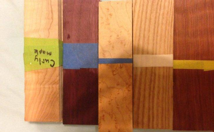 Matelic Different Types Wood