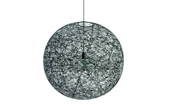 Material Fibreglass Soaked Epoxy Resin Chromed Steel Pendant