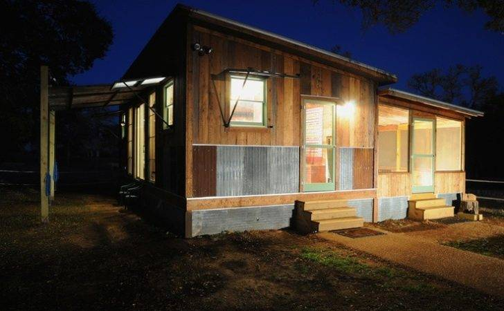 Materials Green Prefab Pinterest Small Homes Robins