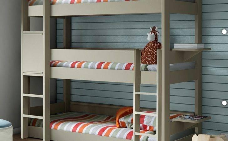 Mathy Bols Kids Triple Bunk Bed Dominique Design