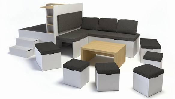 Matroshka Furniture Home
