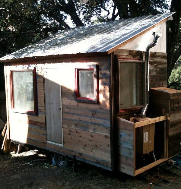 Matthew Wolpe Diy Tiny House Trailer Project