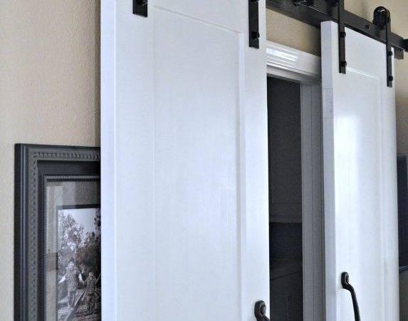 Maximize Small Space Barn Doors Laundry Rooms