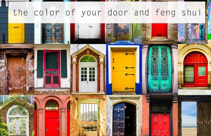 May Already Know Art Feng Shui Says Front Doors