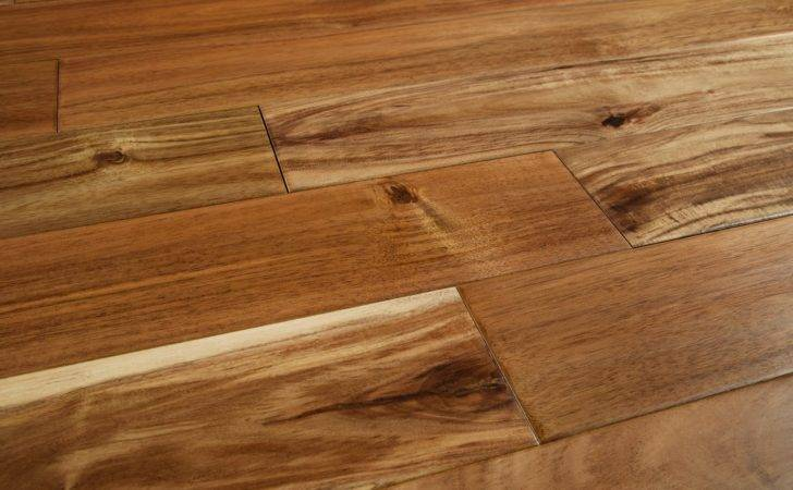Mazama Hardwood Handscraped Tropical Collection Acacia
