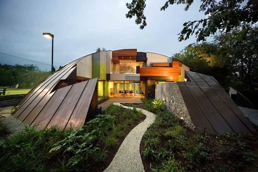 Mcbride Experimental House Design Hawthorn Digsdigs