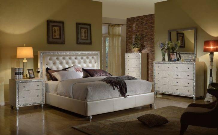 Mcferran Furniture Manhattan Bedroom Set