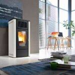 Mcz Pellet Stove High Efficiency Exclusive Technology Modern