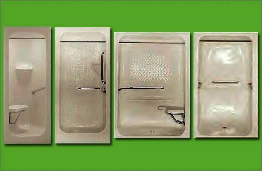 Med Comfort Design Aquarius Showers