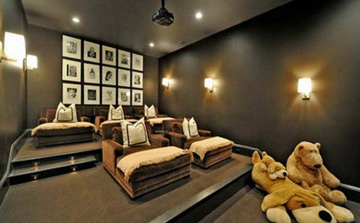 Media Room Decor Ideas Fortikur