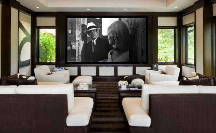 Media Room Decorating Ideas Design