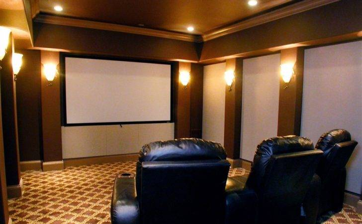 Media Room Design Ideas Together Home