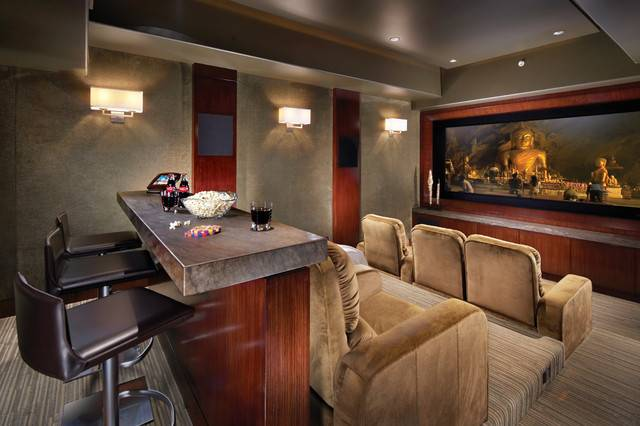 Media Room Remodeling Ideas Decorator Showcase Home