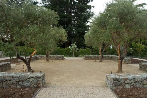 Mediterranean Backyard Landscaping Network