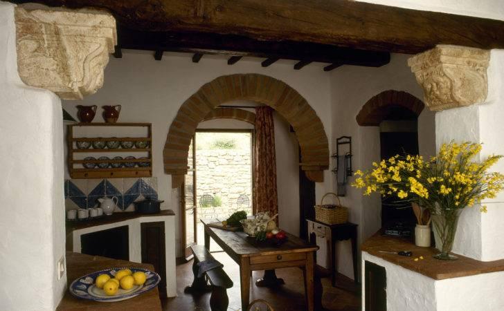 Mediterranean Kitchen Photos