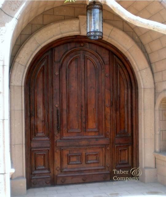 Mediterranean Style Front Door Phoenix